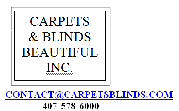 ** Carpets & Blinds Beautiful - Gold Partner