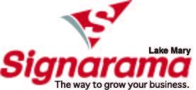 * Signarama of Lake Mary - Platinum Partner