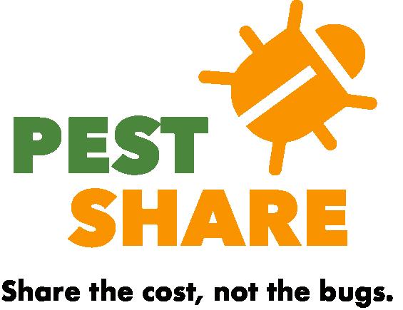 Pest Share - Platinum Sponsor