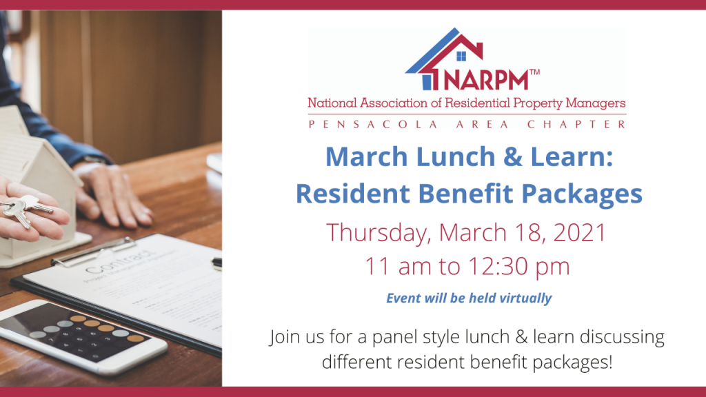 March Lunch and Learn