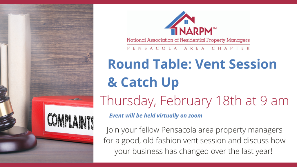 February Round Table Event
