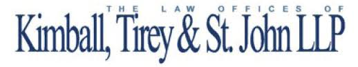 Law Offices of Kimball, Tirey and St. John LLP