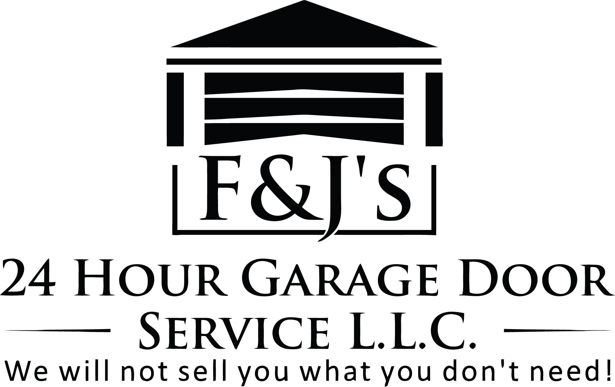 F&J's 24 Hour Garage Door Service